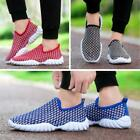 New Mesh Breathable Men Women Casual Beach Water Light Walking Shoes Dry Quick S
