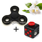 Fidget Hand Spinner Toy game   Fidget Cube   Stress Reducer Gift Adults Kids