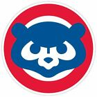 Chicago Cubs Old Logo Vinyl Sticker Decal *SIZES* Large Cornhole Wall Bumper