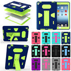 Heavy Rugged Stand Shockproof Case Cover For iPad 9.7 2017 5th Gen A1822 A1823