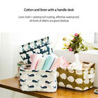 Folding Storage Closet Toy Box Container Organizer Basket Organizer Home Decorat