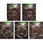 Korda Safe Zone Dark Matter 1m Leader Heli & Chod Leaders 30lb Test  All Colours