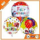 """18"""" INCH LARGE FOIL HAPPY BIRTHDAY BALLOONS Decorations balloons Helium Qualitys"""
