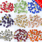 144/1440p ss25 color Crystal Rhinestones Point Back glass chatons Nail Art beads
