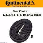 Kyпить Continental Race 28 700x18-23-25 42mm Presta Road Bike Tube Multi-Pack Lot Bulk на еВаy.соm