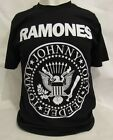 RAMONES ROCK BAND T-SHIRTS LOGO image
