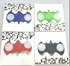 Batman LED Lights Fidget Hand Spinner Gyro Toy EDC Stress Reliever 3 Lights Mods