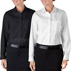 Dickies Shirts Womens Oxford Work Shirt Long Sleeve Service