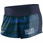 Limited Edition NFL 2017 Nike Dallas Cowboys Women's Crew Performance Shorts