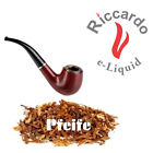 Riccardo Liquid Tabak 29,90€/100ml 20mg Nikotin Tobacco 10ml Liquid E-Zigarette