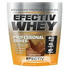 Efectiv Sports Nutrition Whey Protein Lean Muscle Gain Strength & Recovery BCAA