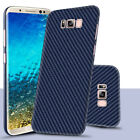 Allergy-Proof Carbon Fiber Soft Case Protector Skin For Samsung S8 Edge