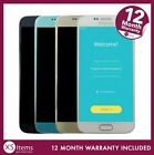 Samsung Galaxy S6 Black-Blue-Gold-White 32GB-64GB SM-G920F Unlocked-EE-Vodafone