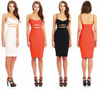 UK Womens Summer Casual Bodycon Evening Party Cocktail Ladies Short Mini Dress