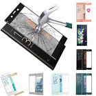 Full Cover Screen 3D Curved Tempered Glass For Sony Xperia XA1 Ultra XZ Premium