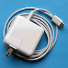 """Genuine 61W USB-C Apple Macbook Pro 13"""" 2016 A1706 A1708 Power Adapter Charger"""