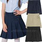 Внешний вид - Girls Scooter French Toast Girls Two-Tab Pleated Scooter Skirt School Uniforms