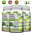 Pure Green Coffee Bean Extract - 50% Chlorogenic Acids   Weight Loss Formula