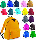 BagBase Backpack Rucksack - Excellent Quality - LOADS OF COLOUR CHOICES