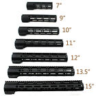 7/9/10/11/12/13.5/15 inch Clamping Style M-lok Handguard Rail Free Float System