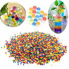 1000 Magic Water Aqua Soil Bio Gel Beads Crystal Table Vase Decor Wedding Party