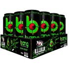 VPX BANG Energy Drink Creatine BCAA Amino Acids CASE OF 12 + FREE SHIPPING!