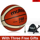 Molten GF7X Composite Leather Basketball --- With FREE GIFTS!!!
