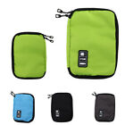 Portable Travel Earphone Cable USB Gadget Organizer Storage Bag Case Pouch