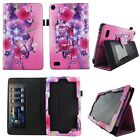 Case For Amazon Fire 7 inch 2015 Tablet Cover Card Pocket Stylus Holder Uni