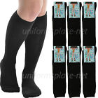 6 pairs Angelina Girls Knee High Socks Fashion Knee Hi, School Uniforms Socks
