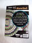 BENDON ADULT COLORING BOOK Mandalas Relax and Rewind NEW FREE Shipping