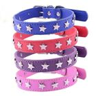 DOG COLLAR STAR RHINESTONE GEM CAT KITTEN PUPPY TEACUP XS X SMALL ADJUSTABLE
