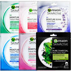 Garnier Skin Active Moisture Bomb Super Hydrating Face Tissue Mask All Skin Type
