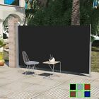 Patio Terrace Side Awning 160/180 x 300 cm 6 Colours Automatic Roll-back
