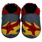 Freeshipping Newborn Prewalker Soft Sole Leather Baby Shoes Guitar Grey 0-5years
