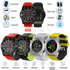 Fashion DT No.1 GS8 Waterproof GPS Smart Watch Blood Pressure Heart Rate Monitor