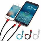 New USB Charging Cable Universal 3 in 1 Multi-Function Cell Phone Charger Cord N