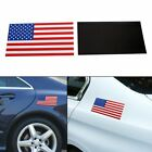 US Flag Decal America Car Flag Bumper Sticker Removable Magnetic Sign Left