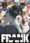 1993 Leaf Frank Thomas Inserts Baseball Cards Pick From List