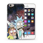 Rick And Morty Adventure Cartoon Phone Case Cover iPhone 4 5 6 7 8 X Xr Xs Max
