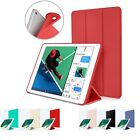 Ultra Slim Magnetic Leather Smart Cover Soft Silicone Case For iPad 9.7 10.5