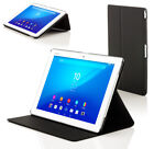 Leather Clam Shell Smart Case Cover for Sony Xperia Z4 10.1 tablet SGP771