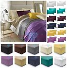 200 TC Thread Count 100% Egyptian Cotton Extra Deep Fit / Fitted / Flat Sheets