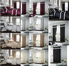 Oxy Diamante Luxurious Duvet Cover Sets / Curtains / Cushion Covers / Door Panel image
