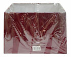 "13"" 15"" 17"" Red Rectangular Table Lamp Shade Modern New"