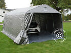Portable Garage Storage Shelter Tent Carport Shed Car Canopy With Ground Cover