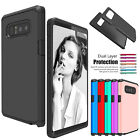 Shockproof Hybrid Hard PC+TPU Phone Armor Case Cover For Samsung Galaxy Note 8