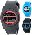 Nixon Men's Rhythm 41mm Digital Polycarbonate Watch - Choice Of Color
