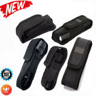 Holster Holder Carry Case Belt Pouch Nylon For LED Flashlight Torch Lamp Light