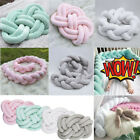 Vevelt Long Rectangle Knotted Knot Ball Home Baby Bed Sweet Pillow Sofa Cushion